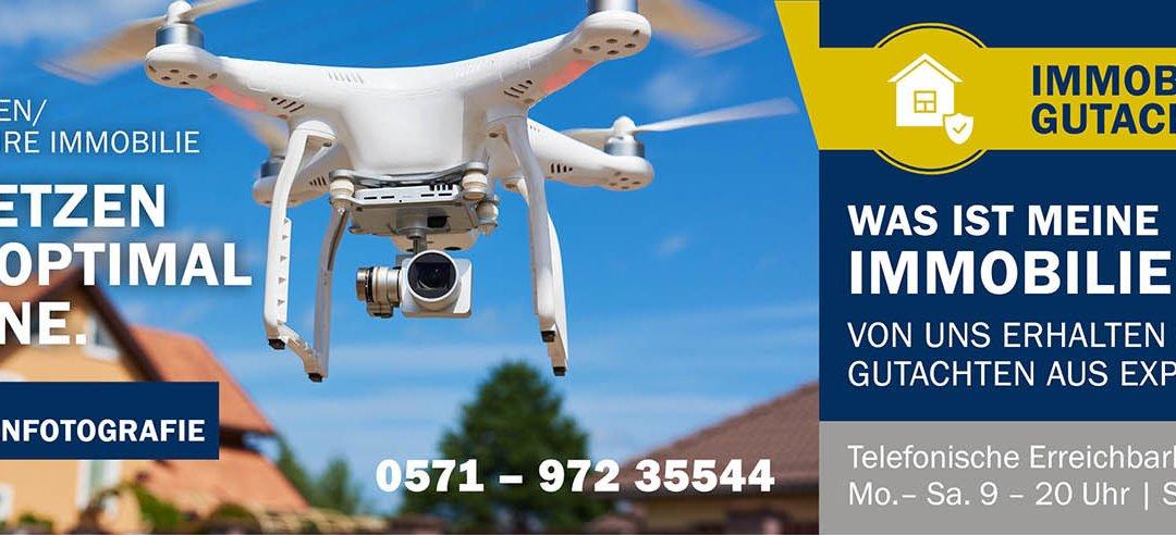 Rommelmann_immobilien, Minden, Drohne