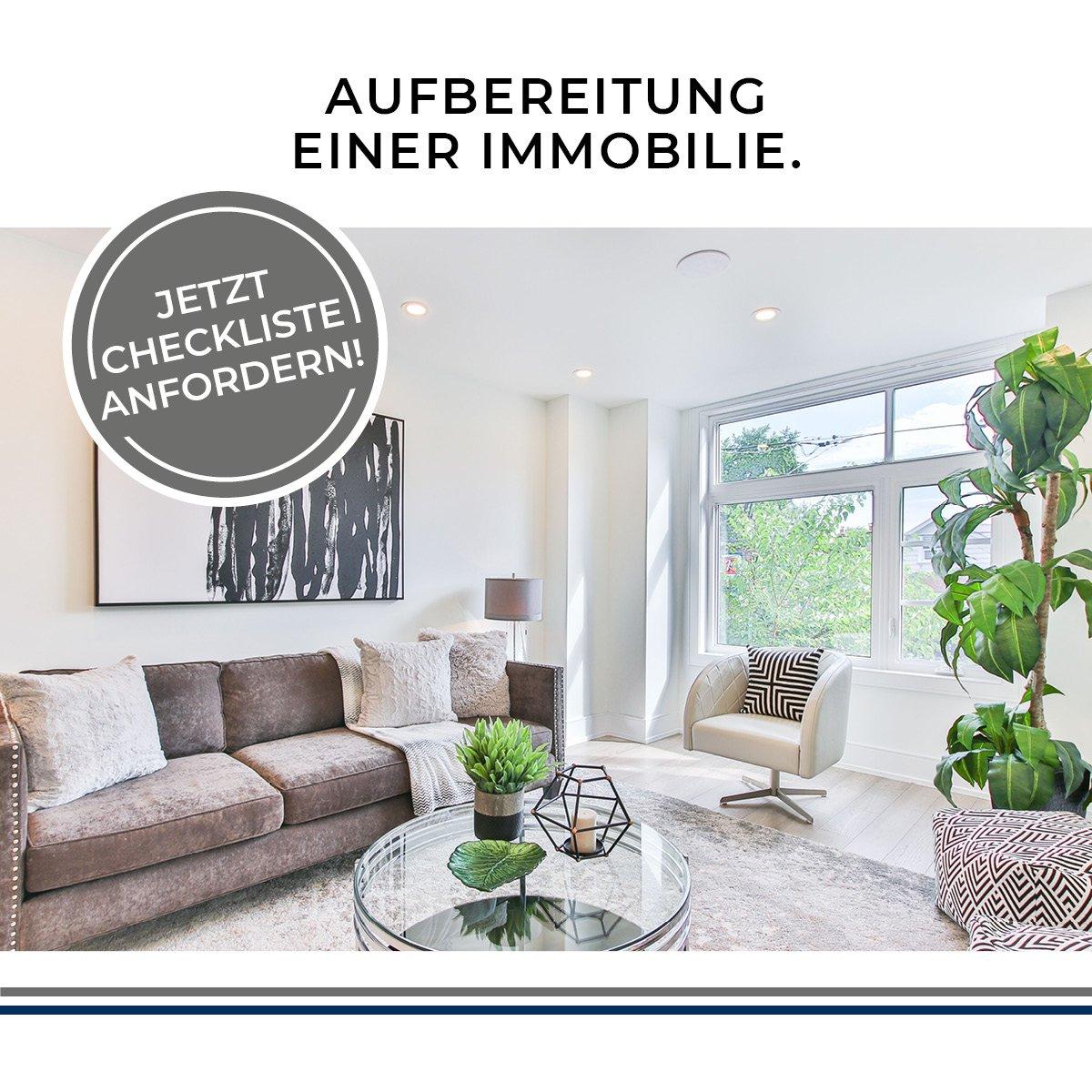 Checkliste - Aubereitung einer Immobilie in Minden, Porta Westfalica, Lübbecke, Bielefeld