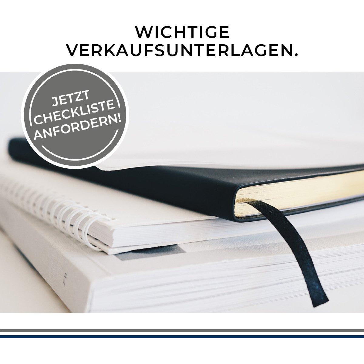 Wichtige Verkaufsunterlagen einer Immobilie in Minden, Porta Westfalica, Lübbecke, Bielefeld