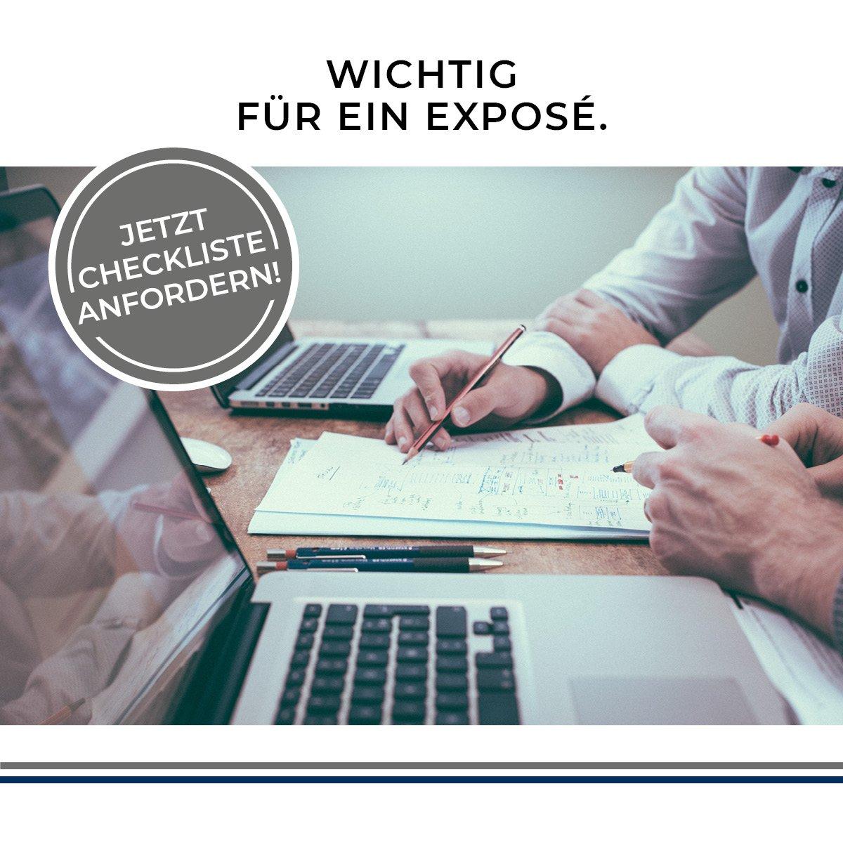 Wichtig für ein Expose, Immobilien in Minden, Porta Westfalica, Lübbecke, Bielefeld
