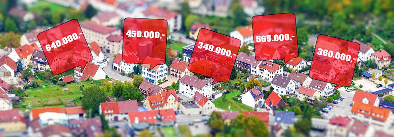 Immobilienbewertung in Minden, Porta Westfalica_Rommelmann